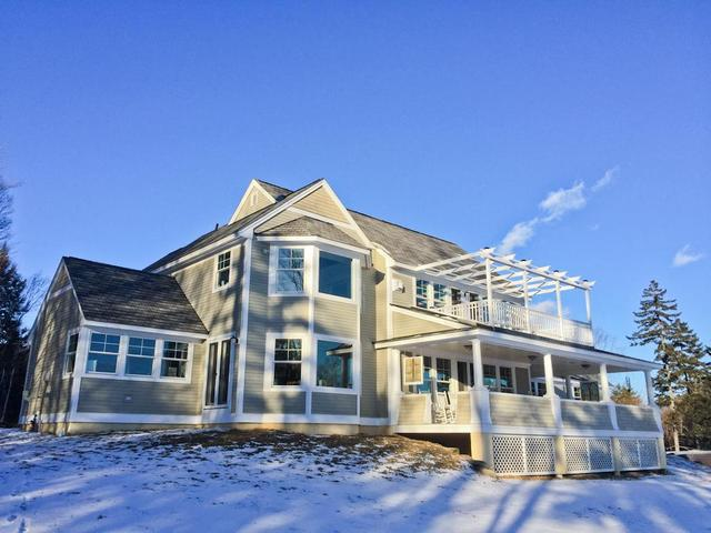 Fayston VT Home: 369 Strong Road