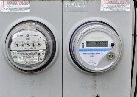 Analog vs Digital Power Box Meters