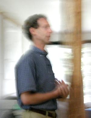 Dan Reicher Portrait e