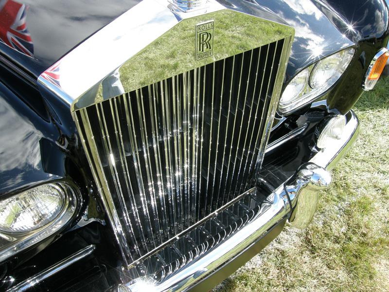 Rolls Royce Classicism
