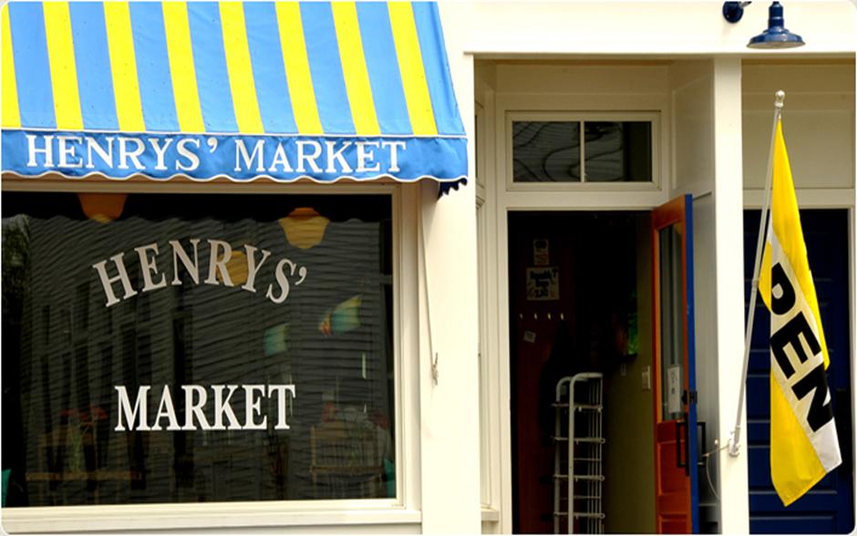Henrys' Market NH Seacoast