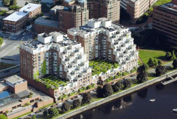 The Esplanade, Cambridge MA apartments