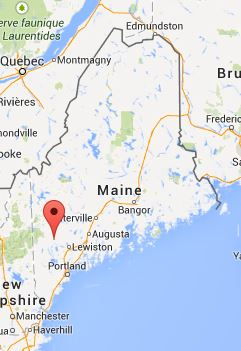 Norway Maine Real Estate Meservier Associates - Where is norway