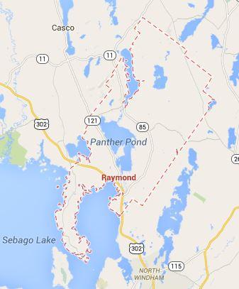 Raymond Maine Homes