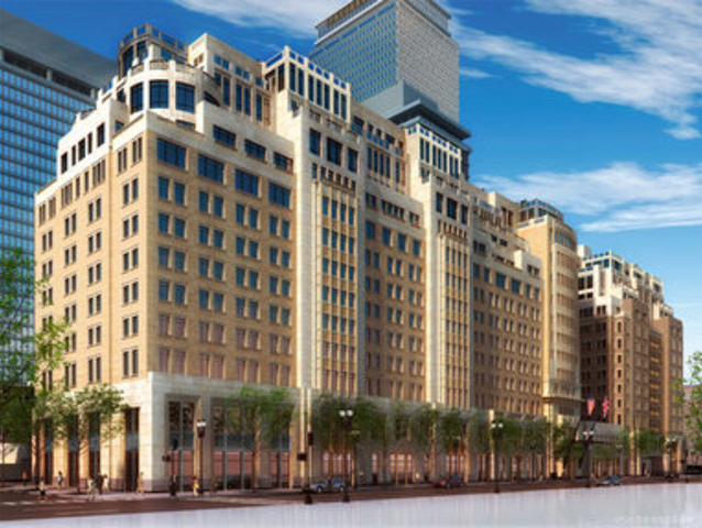 Mandarin Oriental Luxury Boston Homes