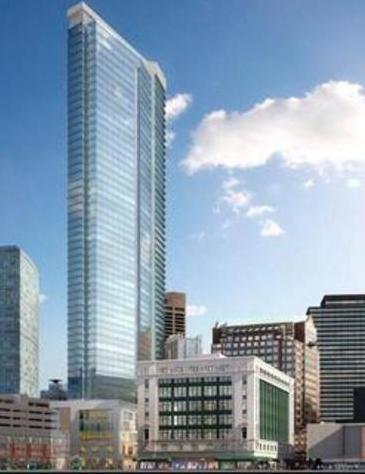 Millennium Tower Boston MA Real Estate