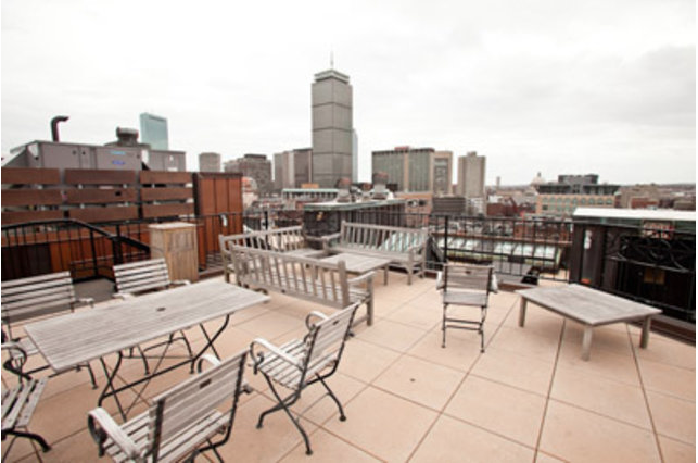 Marlborough Boston Luxury Apartments