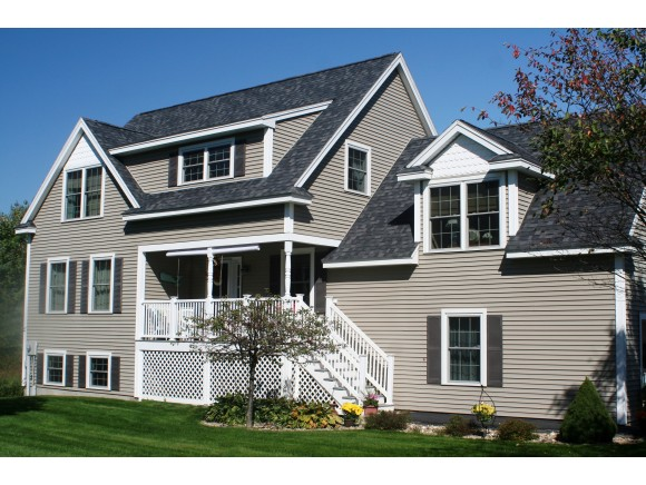 Village at Bellamy Commons New Hampshire Home