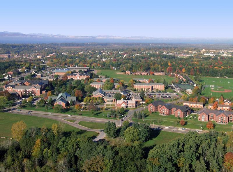 Saint Michael's College Colchster Vermont
