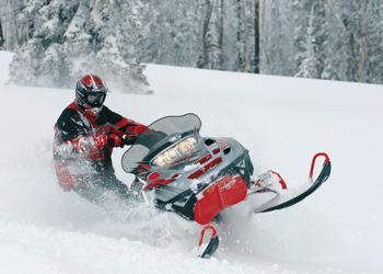 Snowmobile Area Properties in Southern Vermont