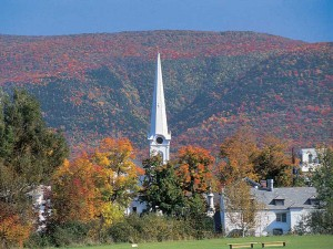 Fall in Manchester VT