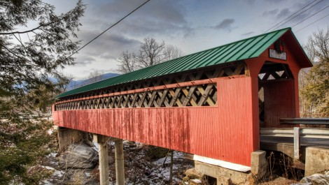 Covered Bridges Galore (103 of them in Vermont!)