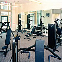 91 Sidney - Luxury Apartment Fitness Center
