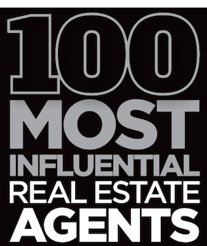 100 most influential real estate agents