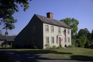 Samuel Barnard Homestead