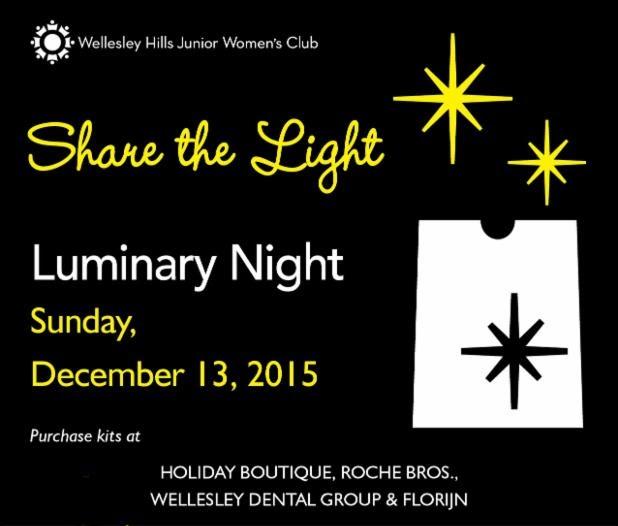 Share the Light Wellesley MA