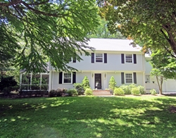 29 Bristol Road Wellesley MA open house