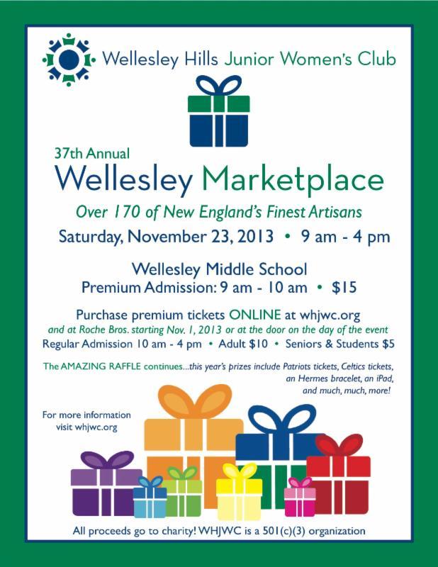 wellesley marketplace 2013