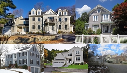 Open Houses in Wellesley MA