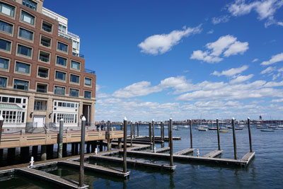 Seaport/Waterfront Real Estate Boston