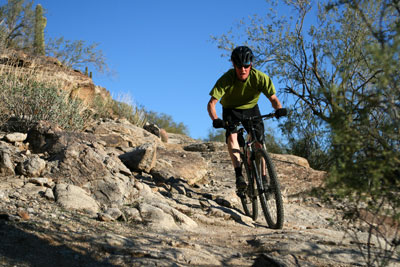 Mountain Biking at Stratton