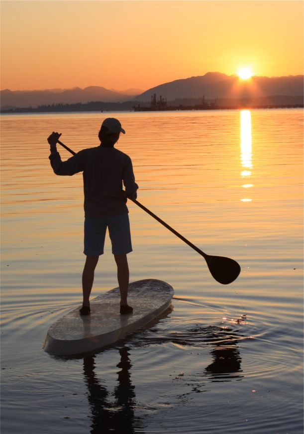 Stratton VT Paddleboarding