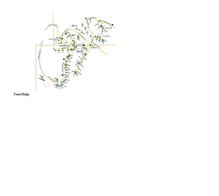 Deer Park Map