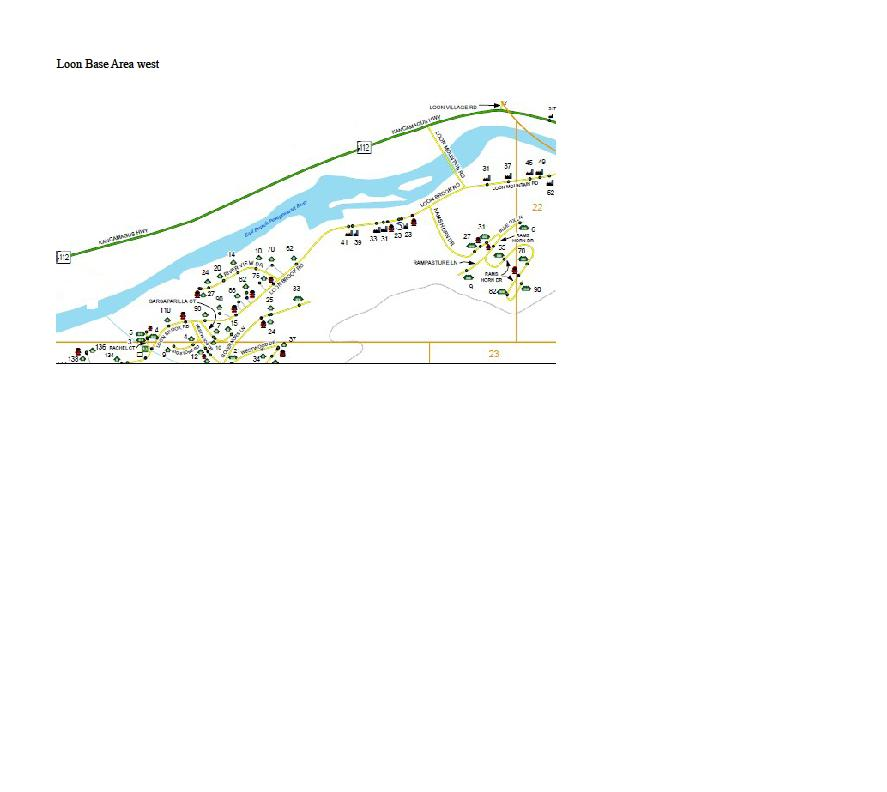 Loon Base West Map