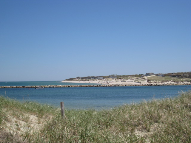 "Harborview Beach (aka ""Little Beach"") in Sesuit Neck, East Dennis"