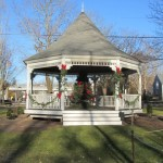 The Dennis Village Bandstand