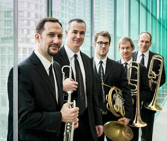 Esther Eastman Music Center Presents American Brass Quintet