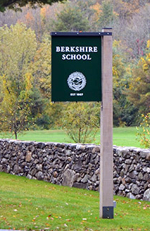 Berkshire School in Sheffield MA