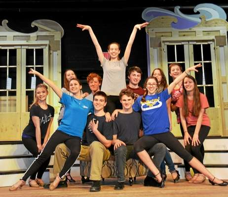 The Housatonic Musical Theatre Society Presents The Boyfriend