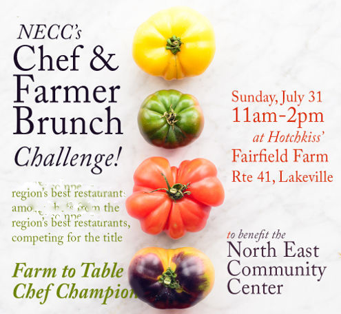 Lakeville CT Chef & Farmer Brunch Challenge
