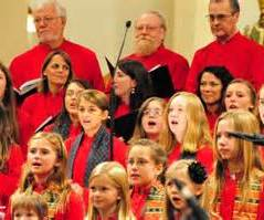 Christmas Angelicus at the Salisbury Congregational Church