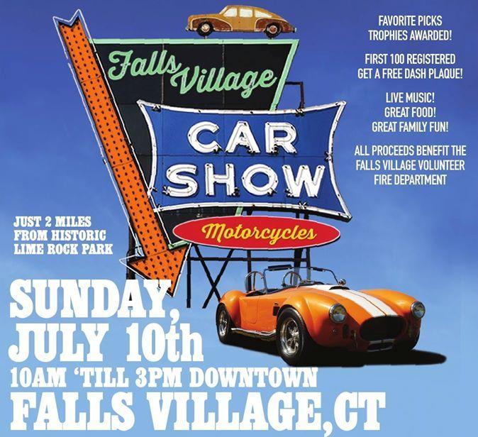 Falls Village Car Show