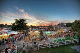Goshen Fair in Goshen CT