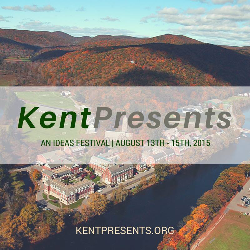 Kent Presents An Idea Festival in Kent CT
