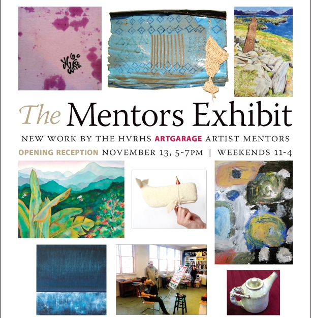The Mentors Exhibit at Noble Horizons in Salisbury CT