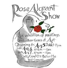 Ros Algrant Show in West Cornwall CT