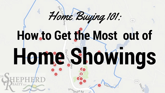 Home Buying 101 how to get the most out of home showings