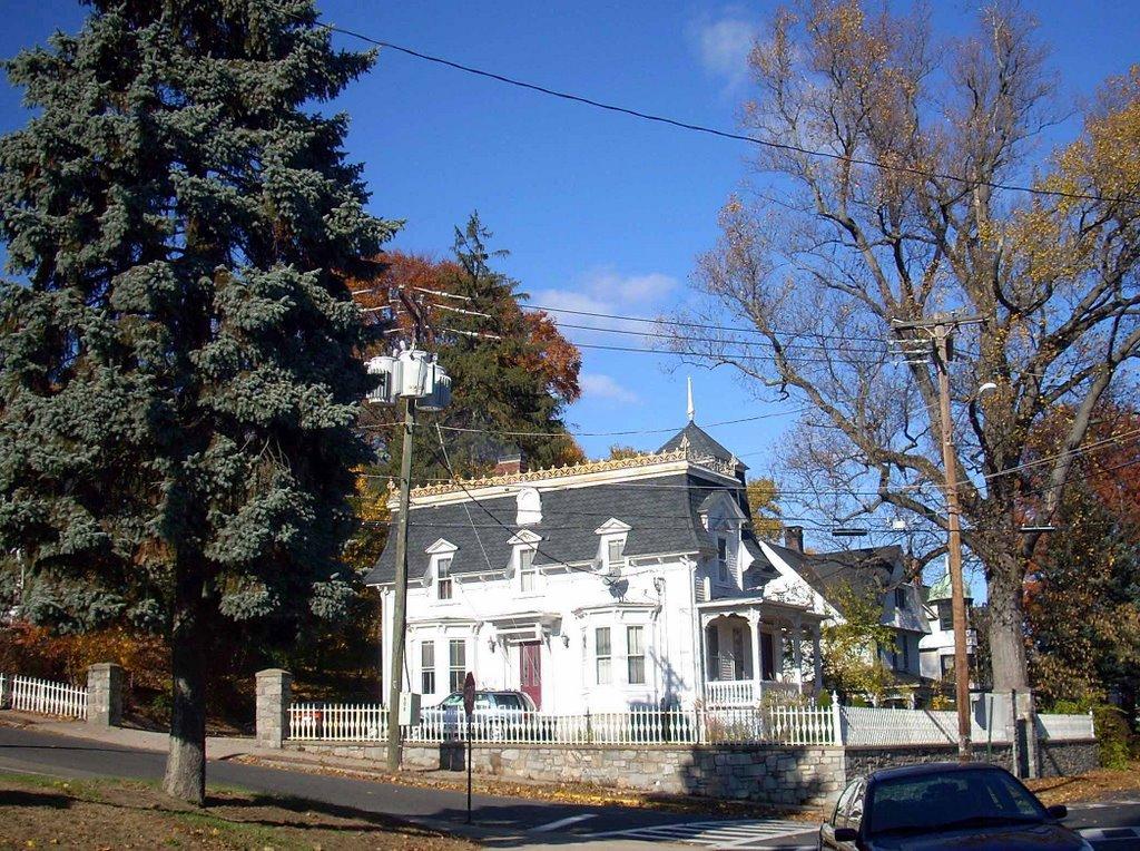 Ansonia CT Town Info