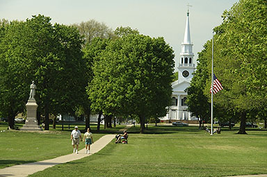 Guilford CT Town Info