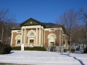 Wilton-nh-library
