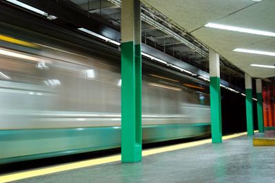 Green Line MBTA Somerville