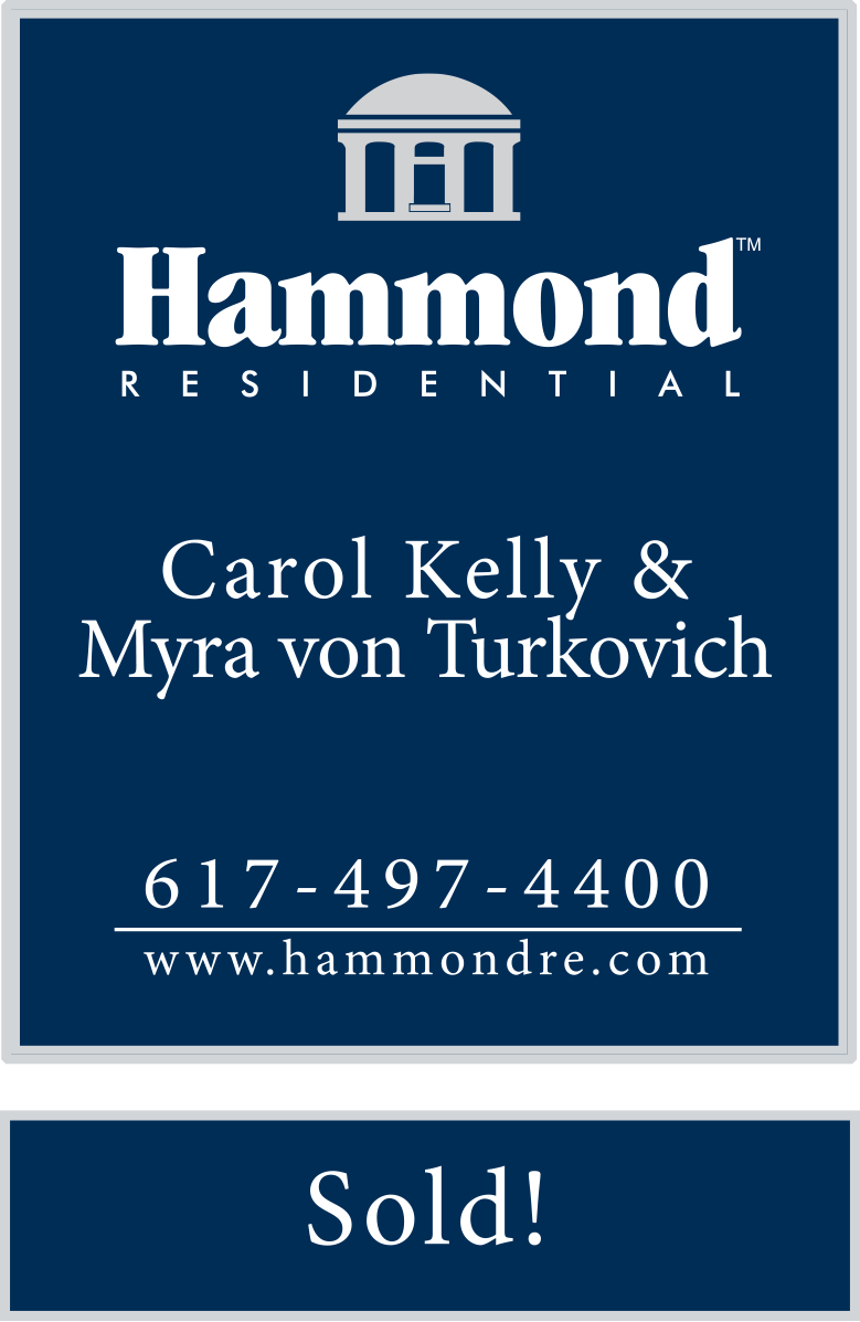 Hammond Residential Real Estate Cambridge MA
