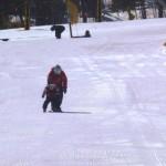 web skiing
