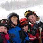 Teaching Skiing at Stratton Mountain in Jisp Program