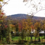 Stratton Mountain From the Stratton Golf Course