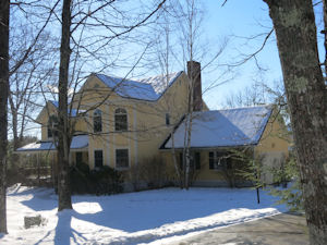 North Conway Contemporary Home for Sale